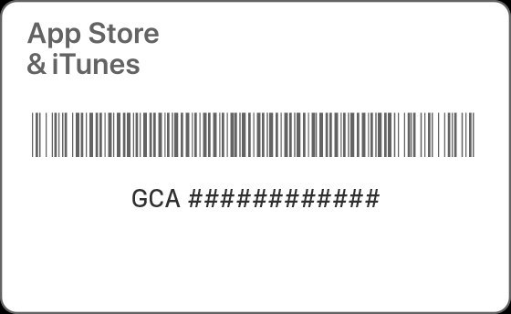 گیفت کارت اپل آیتونز -گیفت مکس