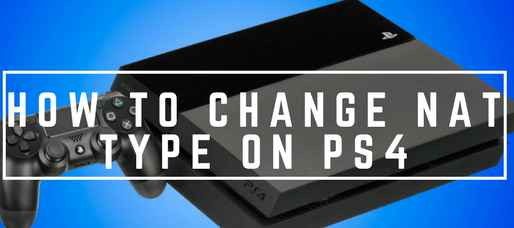 آموزش تغییر NAT type در PS4 و PS3