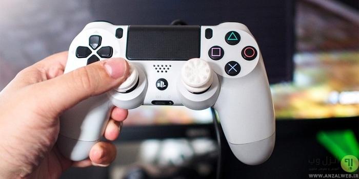 شارژ نشدن دسته PS4 و  راهکار برای حل این مشکل