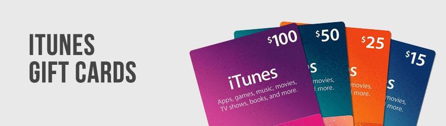 آموزش استفاده از گیفت کارت های آیتونز در آیفون و آیپد