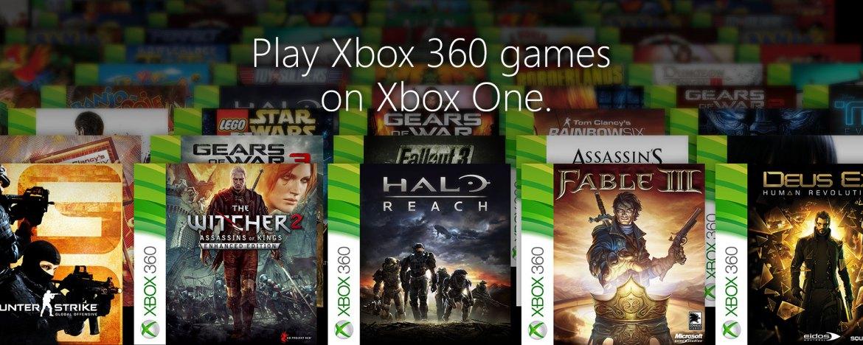 چگونه بازی های Xbox 360 را روی Xbox One بازی کنیم؟