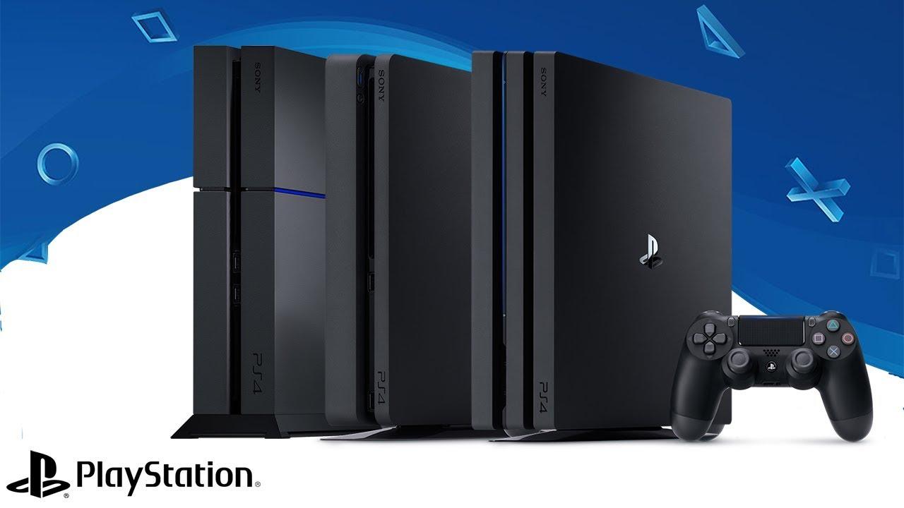 نقد و بررسی تفاوت های PS4 ، PS4 SLIM و PS4 PRO