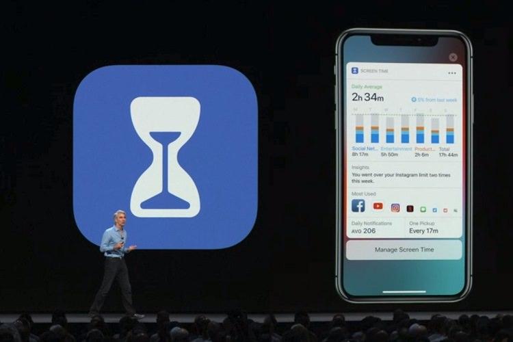 نحوه استفاده از اسکرین تایم Screen Time در آیفون و آیپد