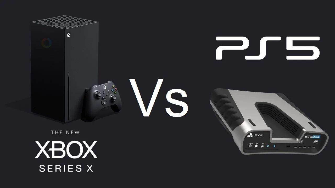 مقایسه پلی استیشن 5 با ایکس باکس سری ایکس از نگاه سختافزاری