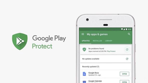 رفع خطای blocked by play protect در گوگل پلی