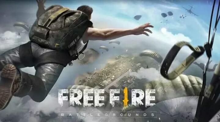 آموزش خریدجم فری فایر و استفاده فری فایر ( free fire )