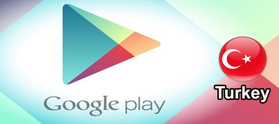 خرید و مزایای استفاده از گیفت کارت گوگل پلی ترکیه